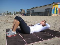 strengthening abs after baby