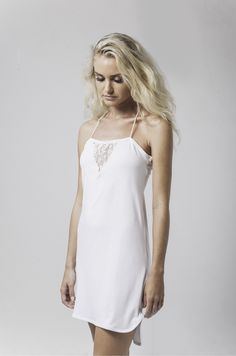 joanna lace v slip nightie in white available now @ marceau.com.au Pyjamas, Summer 2015, Range, Beautiful, Dresses, Fashion, Vestidos, Moda, Cookers