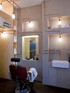 Barber Amsterdam by Ard Hoksbergen - News - Frameweb