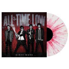 All Time Low Dirty Work Vinyl LP
