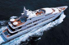 LADY LOLA - Luxury Oceanco Motor Yacht Charter