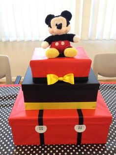 Photo 3 of Mickey Mouse Party / Birthday & first birthday party& Mickey 1st Birthdays, Fiesta Mickey Mouse, Mickey Mouse Baby Shower, Mickey Mouse Clubhouse Birthday Party, Mickey Mouse Parties, Baby Mickey, Mickey Birthday, Mickey Party, 2nd Birthday