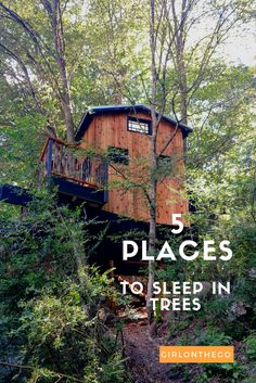treehouses l United States l sleeping in trees l Georgia l airbnb treehouses. #travel #travelblogger #traveller #traveltips #adventure #backpacking #destination #backpack