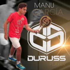 #ManuGarcia #Durussteam, #Durusspadel #Duruss , #padel www.duruss.com