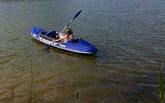 Drifting down Jizera river Czech Republic, Kayaking, Boat, River, Adventure, Nature, Kayaks, Dinghy, Naturaleza