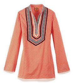 9ed2e14f684 61 Best To Die For Tory Burch Tunics images | Tory Burch, Tunic, Tunics