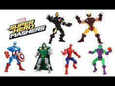 Marvel Super Hero Mashers TV Commercial - YouTube