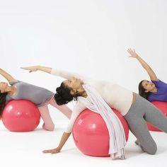 die 23 besten bilder von gymnastikball bungen fitness. Black Bedroom Furniture Sets. Home Design Ideas