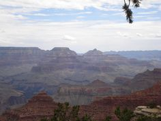 Grand Canyon National Park. What a view!