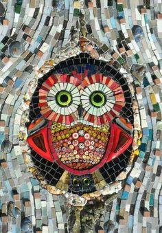 Love mosaic ...
