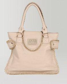 7. a handbag to tote your essentials {bebe Chain Trim Tote} #bebe #wishesanddreams
