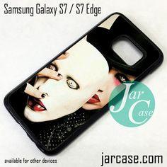 Maryln Manson (1) Phone Case for Samsung Galaxy S7 & S7 Edge