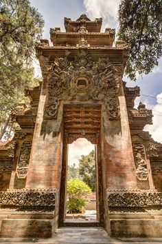 Photograph Temple Arch, Bali by Ryan Young on 500px