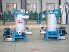 Paper pulp pressure screen equipment is widely used in coarse and fine screen of waste paper pulp, there are different screen equipment for waste paper pulp screen. Email: leizhanpulper@gmail.com
