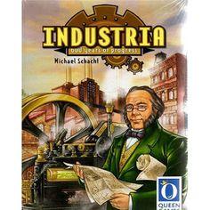 Industria Board Game