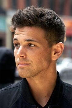 cool Popular Hairstyles For Men: The Textured Crop Haircut By Crystal Lake