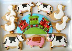 .Oh Sugar Events: On the Farm