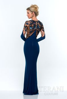 Shop for elegant prom dresses by Terani at Simply Dresses. Designer print dresses, long prom and pageant gowns, and homecoming dresses by Terani. Prom Dresses 2016, Elegant Prom Dresses, Evening Dresses, Formal Dresses, Formal Prom, Formal Wear, Designer Evening Gowns, Terani Couture, Pageant Gowns