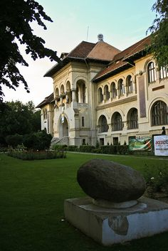 Geological Museum , in Bucharest