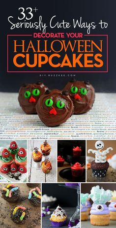 133 best halloween cakes and cupcakes images halloween baking rh pinterest com