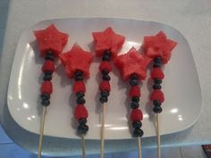 DIY Parties, Crafts, and Holidays: 4th of July Food Ideas