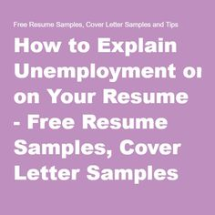 Unemployment Resume Forget Your Resume And Invest In This Instead  Career