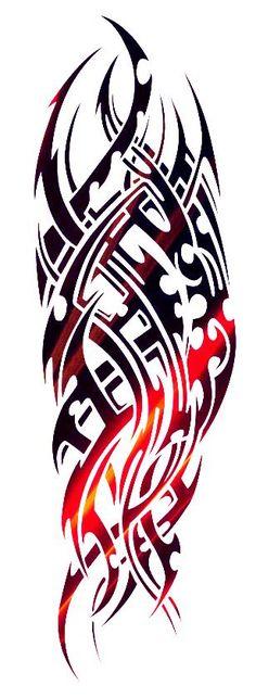 Geometric Tribal Tattoo, Tribal Tattoos, Tribal Arm, Tattoos 3d, Skull Rose Tattoos, Tribal Wolf Tattoo, Celtic Tribal, Anime Tattoos, Tribal Tattoo Designs