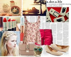 """""""Untitled #152"""" by dollyness ❤ liked on Polyvore"""