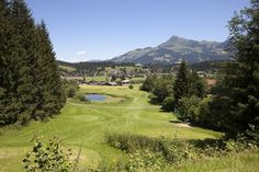 Golfplatz Schwarzsee