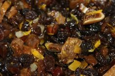 Fruit steeped in brandy and sugar syrup for the best ever christmas cake. Start early and soak your fruit for six weeks before baking your cake. Christmas Treats To Make, Christmas Baking, Christmas Cakes, Christmas Ideas, Xmas Cakes, Christmas Things, Christmas Eve, Cake Recipes, Dessert Recipes