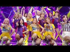 《EXCITING》 WJSN(Cosmic Girls) (우주소녀) - HAPPY @인기가요 Inkigayo 20170716 - YouTube