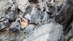 www.boulderingonline.pl Rock climbing and bouldering pictures and news Joe Kinder climbing