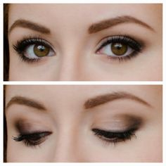 Glamorcast | Makeup - Beauty - Fashion: Cream contour and eye look tutorial (featuring theBalm Nude 'Tude palette!)