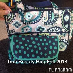 True Beauty Bag Fall 2014 Hostess Exclusive. Created using Flipagram