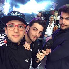 Il Volo, GrandeAmoreTour 2015 ♥♫♪♥