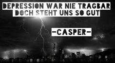 #Casper#Zitat#music#selfmade