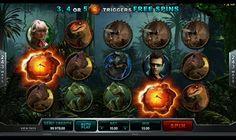 Spelautomater Jurassic Park - Jurassic park slotSjälva spelautomaten Jurassic Park slot kommer självklart ha ett tema som speglar den film med samma namn. Det är alltså bland dinosaurier och huvudkaraktärerna som du kan kombinera fina vinster och stora vinster. Spel på http://www.svenska-spelautomater-gratis.com/spel/spelautomater-jurassic-park
