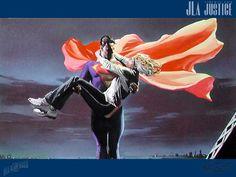 Superman - Liga de la Justicia - Alex Ross
