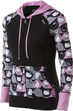 Hit the treadmill with Hello Kitty