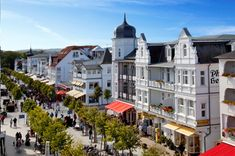 Ostseebad Binz Places Ive Been, Places To Go, World Cities, Baltic Sea, Beautiful Islands, Old Houses, Wonders Of The World, Germany, Journey