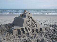 Calvin Seibert : Architecte du château de sable