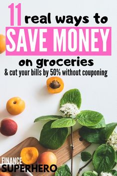 Tired of spending your whole paycheck on groceries? These money saving tips will… – Finance tips, saving money, budgeting planner Save Money On Groceries, Ways To Save Money, Money Tips, Money Saving Tips, How To Make Money, Money Savers, Living On A Budget, Frugal Living Tips, Frugal Tips