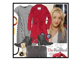 """Jet Set Style With DJ Mia Moretti & The RealReal: Contest Entry"" by jahkun ❤ liked on Polyvore featuring Choise, MaxMara, Miu Miu, Oasis, Tiffany & Co., Yves Saint Laurent, Elizabeth Arden and Hermès"