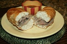 Crockpot French Dip Sandwiches | Tasty Kitchen: A Happy Recipe Community!