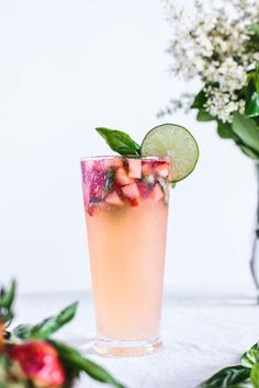 7 Non-Alcoholic Drink Recipes For Spring