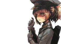 Военная хроника маленькой девочки ● Youjo Senki