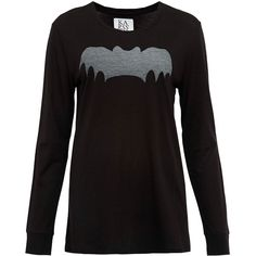 Zoe Karssen Bat T Shirt Black 115