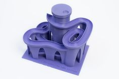 The 3D Printed Marble Machine #2 by Tulio.