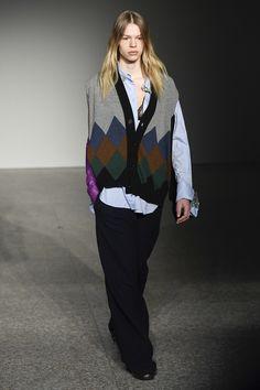 Erika Cavallini Fall 2018 Ready-to-wear Milan Collection - Vogue