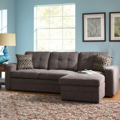 Found it at Wayfair - Gus Sleeper Sectional